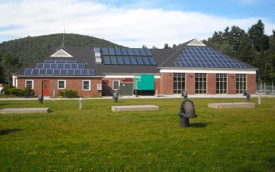 Conserving Energy at Water Facilities