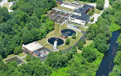 WWTF Achieves Stringent Phosphorus and Zinc Goals