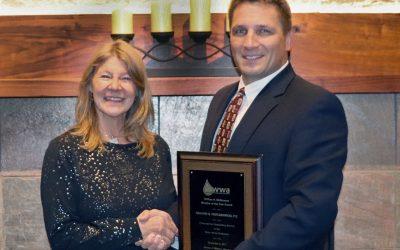 Wright-Pierce's Rich Protasowicki Earns MWWA Award
