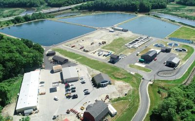Exeter's State-of-the-Art Wastewater Upgrades